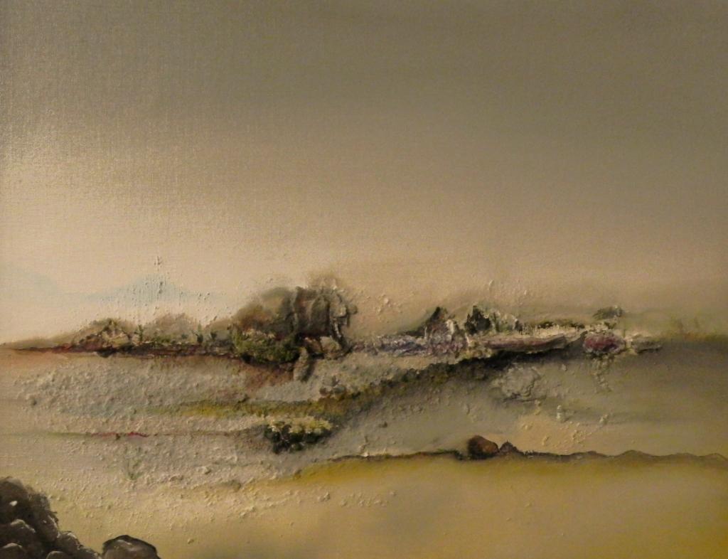 "Serie ""Gloria des Tages"" Öl auf Leinwand | 80x60 | 2012"