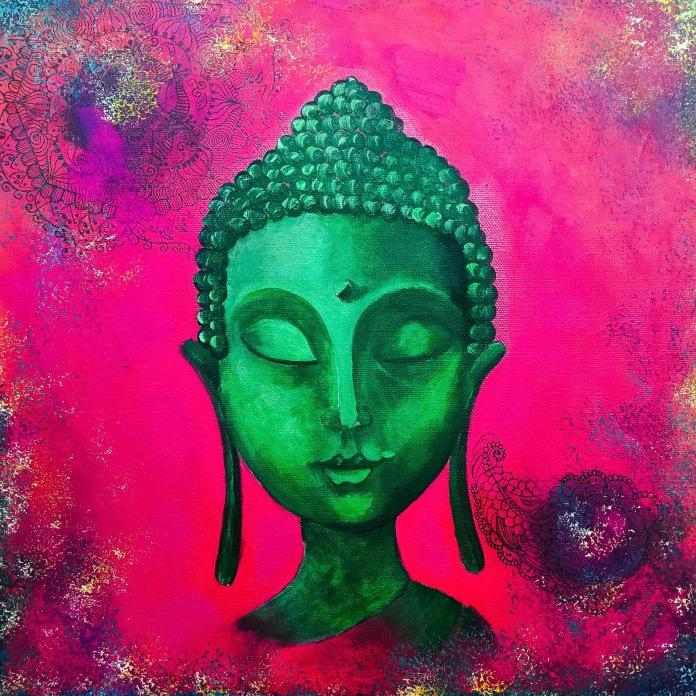 Buddha by Adelso Bausdorf